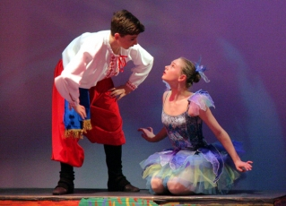 Utassy Ballet School - Peter and the Wolf