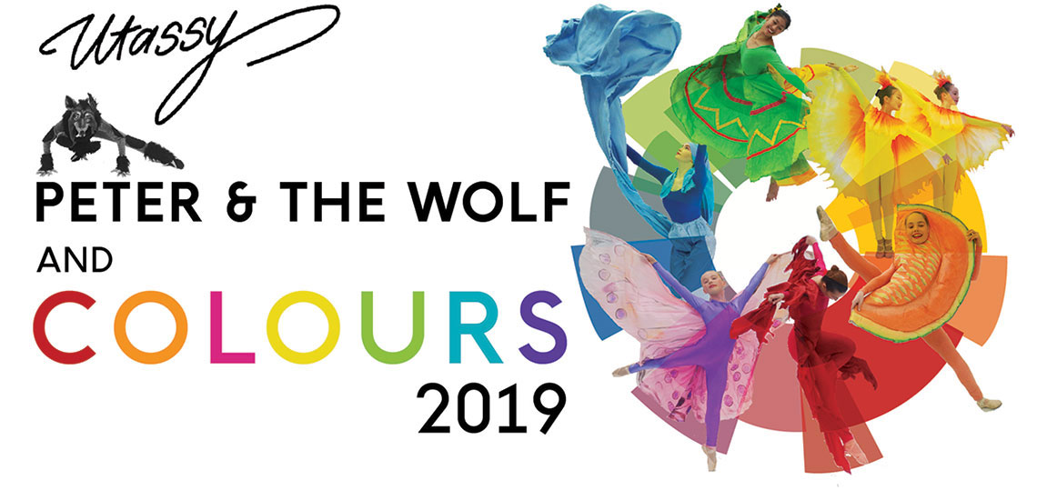 Utassy Ballet School's Peter and the Wolf and Colours 2019
